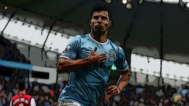 Fantasy Football Portal - Sergio Agüero - Man City