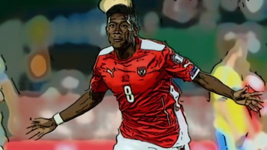 Fantasy Football Portal - David Alaba - Austria