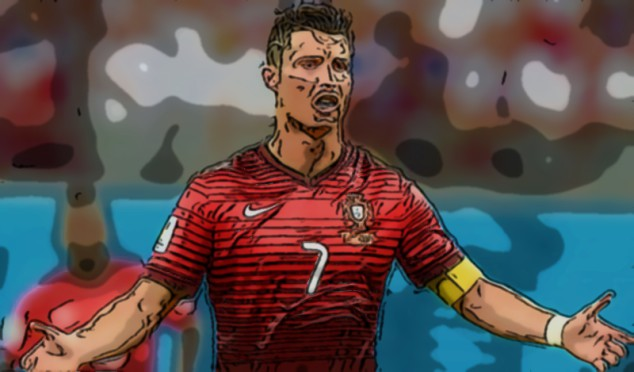 Fantasy Football Portal - Ronaldo - Portugal