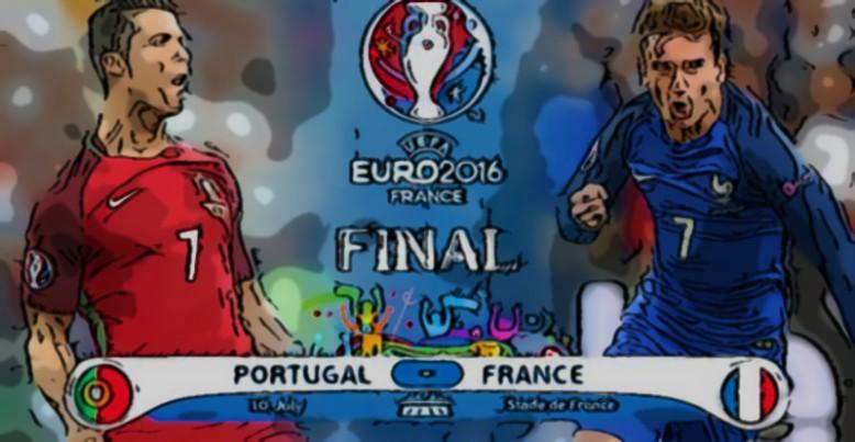 Fantasy Football Portal - Euro 2016 Final - France