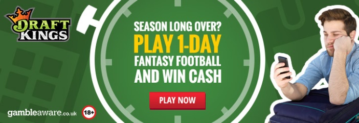 Fantasy Football Portal - DraftKings - play now